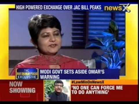 NewsX exclusive: The Ravi Shankar Prasad exclusive