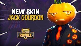 *NEW* Jack Gourdon Skin!! - Fortnite Battle Royale Gameplay - Ninja
