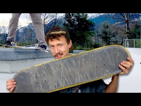 Death Darkslide | Impossible Tricks Of Rodney Mullen