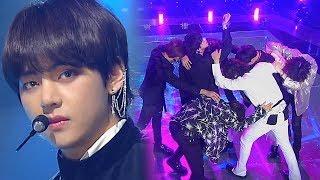 Powerful Bts 방탄소년단 Fake Love A인기가요 Inkigayo 20180603