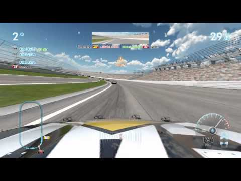 NASCAR The Game 2013 Beta Gameplay (HD)