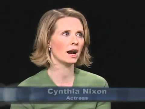 Women in Theatre: Cynthia Nixon, actress