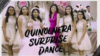 QUINCE SURPRISE DANCE (ZAPATEADO)