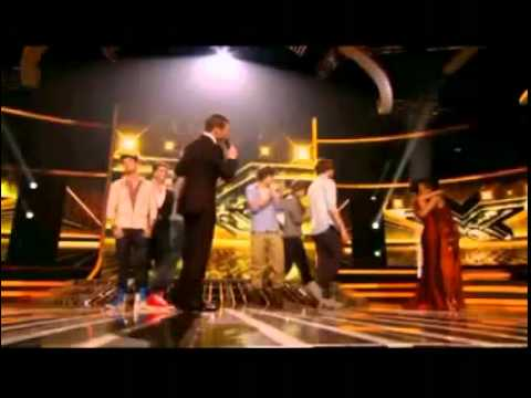 The X Factor UK Final 2010 Final-2 announced (One Direction Get Voted Off)