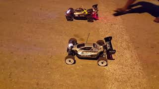 1/8Scale RC Hobby Cars Extreme Speed Runs. Vorza, Typhon, Trophy.