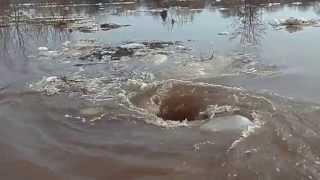 Amazing Monstrous Whirlpool / Чудовищный водоворот