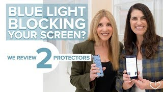 Blue Light Blocking Your Screen? (Here's) How 2 Anti Blue Light Screen Protectors Work