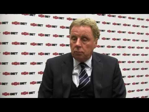 Interview with Harry Redknapp