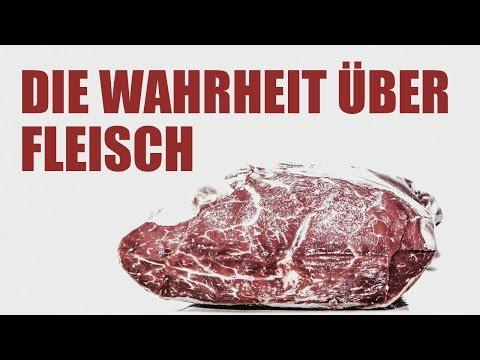 Das Problem mit Fleisch   Manipulation der Fleischindustrie   Fleisch ist ungesund und macht krank