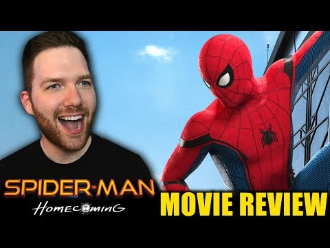 Spider-Man: Homecoming - Movie Review
