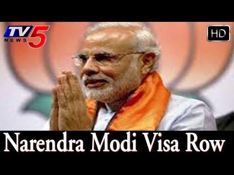 Narendra Modi Visa issue - Nine MPs deny signing memo against Narendra Modi  - TV5
