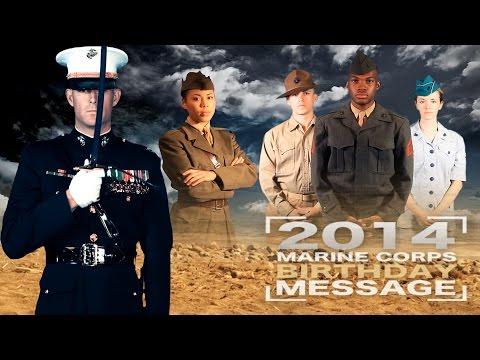 Teaser: 2014 Marine Corps Birthday Message