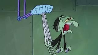 Squidward Mega Wedgie