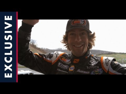 On Pace w/ Pastrana - NASCAR race in Bristol - Episode 5