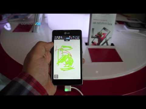 [Presentación] LG lanza su Serie Optimus LX en México