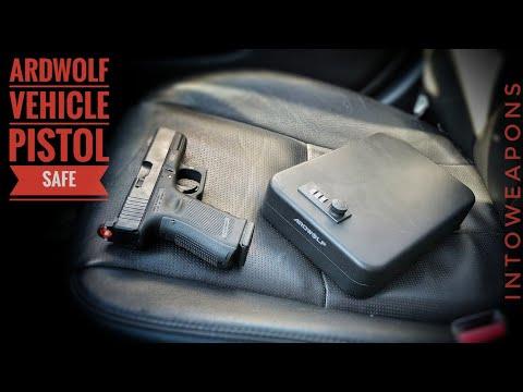 Ardwolf GS51 Portable Pistol Safe Review