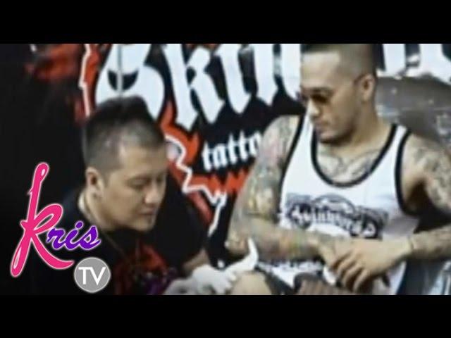 Kris TV: Carmina doesn't want Kris to have tattoo