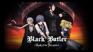 Black Butler ? Book of the Atlantic (Anime-Trailer)