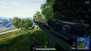 PLAYERUNKNOWN'S BATTLEGROUNDS: Multi kill | Shot with GeForce