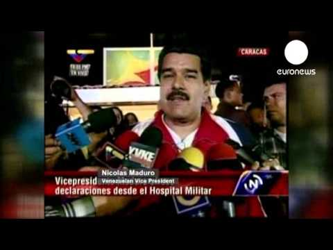 Chavez said to be having chemotherapy while the rumours swirl