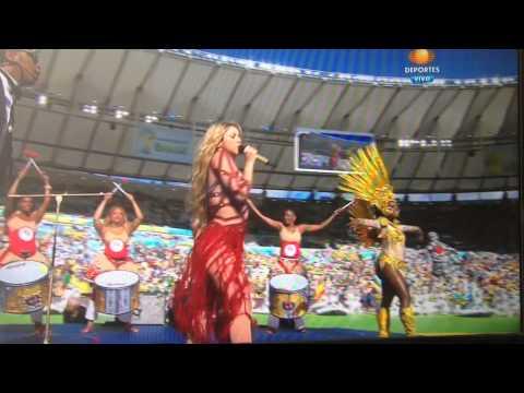 Shakira – La La La (Live Brazil 2014)