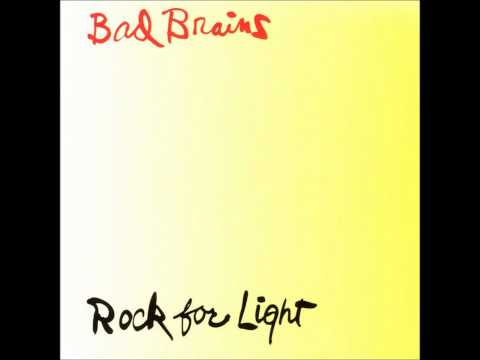 Bad Brains - We Will Not
