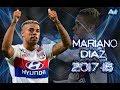 Mariano Díaz 2017-18 ● Dribbling Skills, Goals & Assists