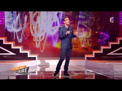 Julien Courbet – La différence télé et théâtre – La Grande Soirée du Rire