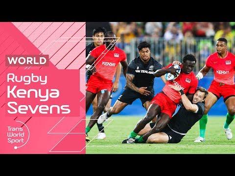 Kenya Rugby Sevens on Trans World Sport