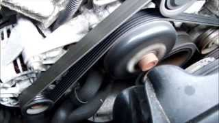 Mercedes SLK320 R170 Water Pump Noise