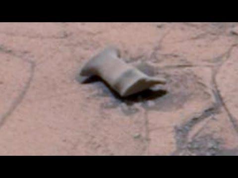 Sands of Mars, Curiosity Rover: NASA Anomalies