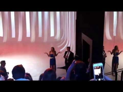 LE IENE – Ilary Blasi e Teo Mammucari – 28/04/2013 – Fuori onda live Cologno Monzese