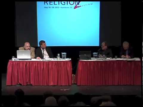 Debate - Does God Exist (Imagine No Religion 2) - mirror