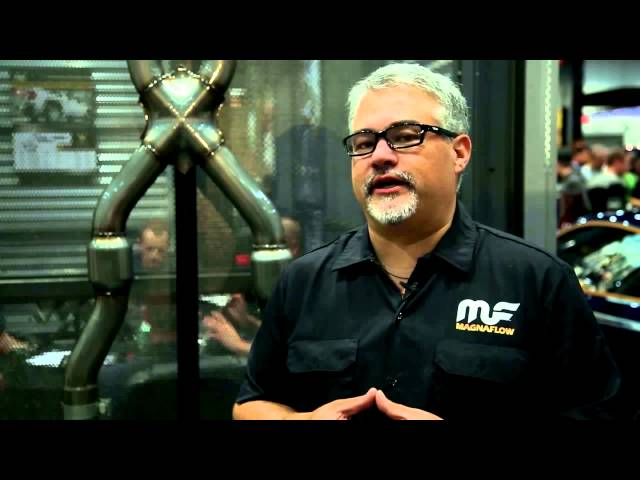 Magnaflow Exhaust Systems Review - SEMA 2013