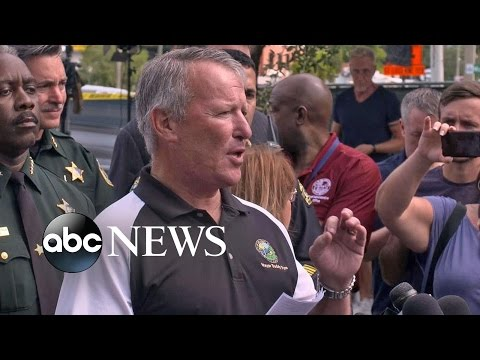 Officials Discuss What Is Currently Known About Orlando Nightclub Shooting