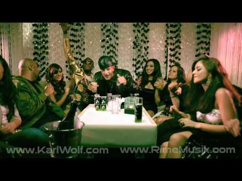 Karl Wolf - Yalla Habibi (ft. Rime & Kaz Money) | Official Video