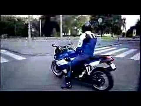 BMW K1200S PV `Face The Power' Video
