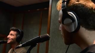 איזי - מאשאפ להיטים אקוסטי עם שגיא ביטבוקס (לייב באולפן גלגלצ)