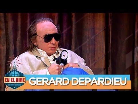 Berto Romero es Gerard Depardieu: