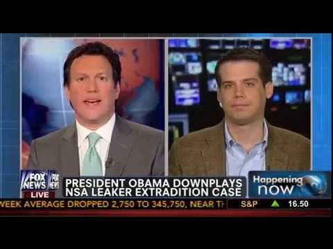 Jamie Weinstein Attacks Obama For Trivializing Snowden: 'Act Like The President And Get Tough'