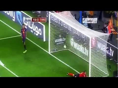 Official Highlights Barcelona vs Real Madrid 1-3 2013 Goals & Highlights 26-2-2013 copa del rey