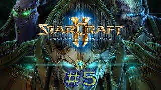 Let's Play Starcraft 2 Legacy of the Void #5 - Wir erobern den Planeten zurück