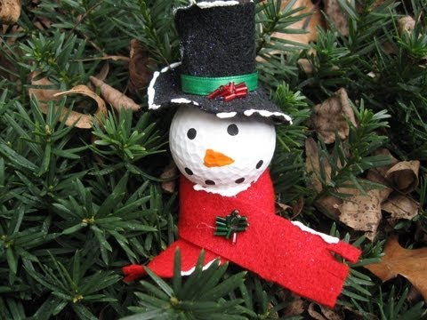 golf-ball-snowman-ornament-craft-tutorial.html