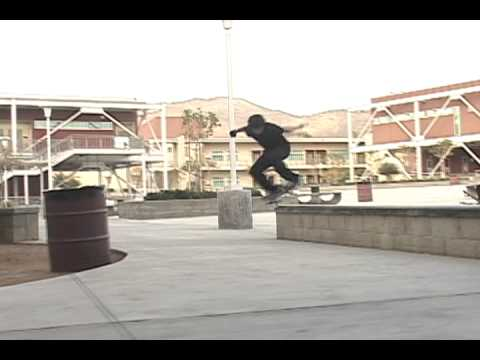 Moco doesn't speak much english but he kills ledges and manual pads.