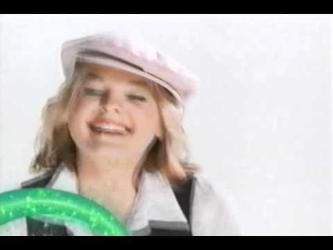 Disney Channel ident - Kirsten Storms (2003)