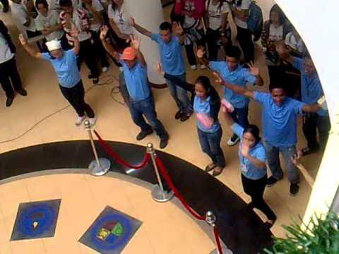 Gangnam Style (Xavier University style)