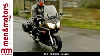 Top Ten Bikes - Tourers