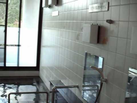 愛媛県 本谷温泉館の貸切風呂