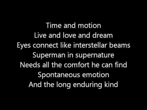 Rush - Time And Motion