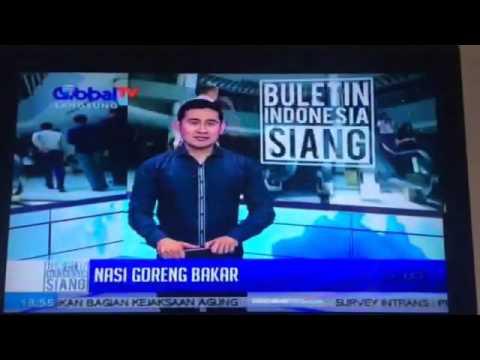 SMOKEY BROTHERS on Buletin Indonesia Siang Global TV. 9 april 2016